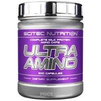 Фото Scitec Nutrition Ultra Amino 200 caps