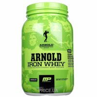 Фото MusclePharm Arnold Iron Whey 908 g