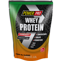 Фото PowerPro Whey Protein 2000 g