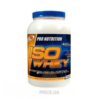 Фото Pro Nutrition Iso Whey 2000 g