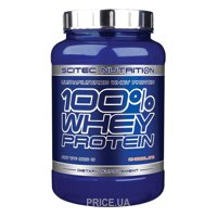 Фото Scitec Nutrition 100% Whey Protein 920 g