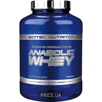 Фото Scitec Nutrition Anabolic Whey 2300 g