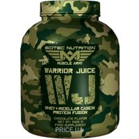 Фото Scitec Nutrition Muscle Army Warrior Juice 2100 g