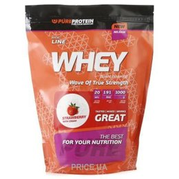 Фото PureProtein Whey Protein 1000 g