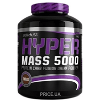 Фото BioTech Hyper Mass 5000 5000g (77 servings)