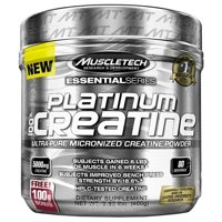 Фото MuscleTech Platinum 100% Creatine 400 g