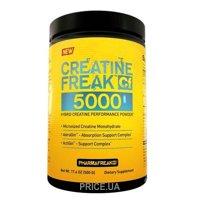 Фото PharmaFreak Creatine Freak 5000 500 g (100 servings)