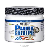 Фото Weider Pure Creatine 250 g