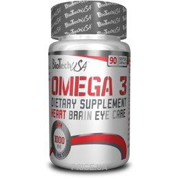 Фото BioTech Omega 3 90 caps