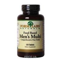 Фото Form Labs Food Based Men's Multi 60 tabs