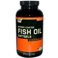 Фото Optimum Nutrition Fish Oil Softgels 200 caps