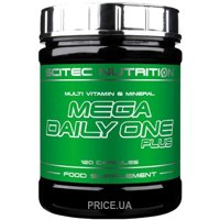 Фото Scitec Nutrition Mega Daily One Plus 120 caps