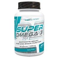 Фото TREC Nutrition Super Omega-3 60 caps