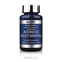 Фото Scitec Nutrition Advanced multi mineral (60 tabs)