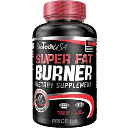 Фото BioTech Super Fat Burner 120 tabs (30 servings)