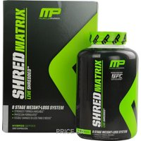 Фото MusclePharm Shred Matrix 120 caps