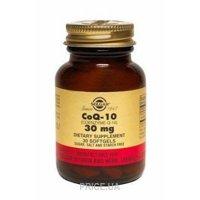 Фото Solgar Коэнзим 30 мг (CoQ-10)