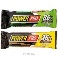 Фото PowerPro Protein bar 36% 20x40 g