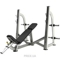 Фото Pulse Fitness Olympic Incline Bench Press 830G