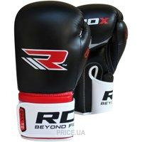 Фото RDX Боксерские перчатки Rex Leather