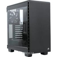 Фото Corsair Carbide Series Clear 400C Black