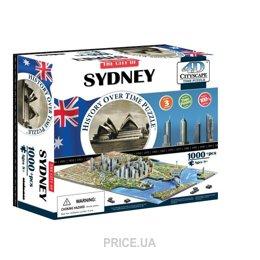 Фото 4D Cityscape Сидней. Австралия (40032)
