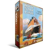 Фото EuroGraphics Титаник-Уайт Стар Лайн (6000-1333)