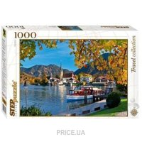 Фото Step puzzle Бавария. Озеро Тегернзее (1000 эл.) (79104)
