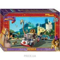 Фото Step puzzle Dreamworks. Мадагаскар 3 (260 эл.) (95016)