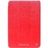 Фото Hoco Crystal folder protective case for iPad 2/3/4 (red) HA-L018R