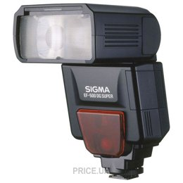 Sigma EF 500 DG Super for Nikon