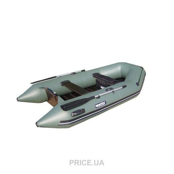лодка спортекс шельф