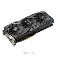 Фото ASUS GeForce GTX 1060 STRIX GAMING 6Gb (STRIX-GTX1060-6G-GAMING)
