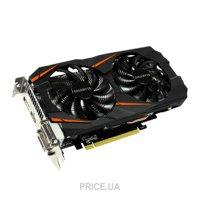 Фото Gigabyte GeForce GTX 1060 WINDFORCE OC 6Gb (GV-N1060WF2OC-6GD)