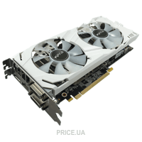 Фото KFA2 GeForce GTX 1060 EX OC White 6GB (60NRH7DVM3WK)
