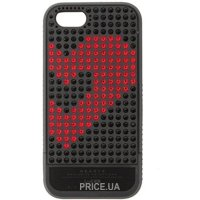 Фото LUCIEN ELEMENTS Hearts Exclusive Selections Rouge/Black for iPhone 5/5S