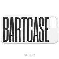 Фото BartCase Белый c именем/надписью для iPhone 4/4S