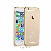 Фото Devia Buckle Curve для Apple iPhone 6 Plus Champagne Gold