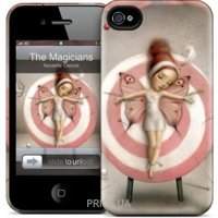 Фото Gelaskins Hard Case for iPhone 4/4S The Magnicians Assistant