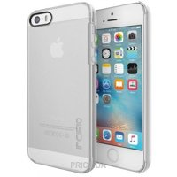 Фото Incipio Feather for iPhone 5/5S/SE Pure Case Clear (IPH-1436-CLR)