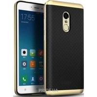 Фото IPAKY Hybrid Series Xiaomi Redmi Note 4 Gold