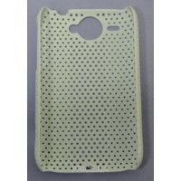 Фото EasyLink Perforated mesh case HTC WildFire white