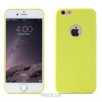 Фото Remax Jelly iPhone 6 Yellow