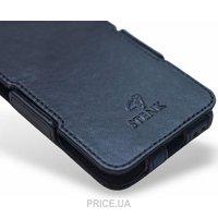 Фото Stenk Чехол-флип Prime для Sony Xperia E5 Черный