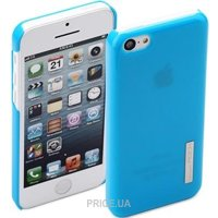 Фото Rock Ethereal shell for iPhone 5C blue (iPhone 5C-51946)