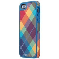 Фото Speck FabShell MegaPlaid for iPhone 5/5S Spectrum (SPK-A1592)