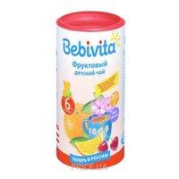 Фото Bebivita Чай фруктовый с 6 мес, 200 г