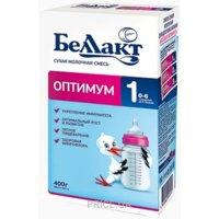 Фото Беллакт Молочная смесь 1, 0-6 мес., 400 г