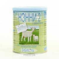 Фото Бибиколь Молочная смесь Нэнни 2 с пребиотиками, 6-12 мес. 400 г