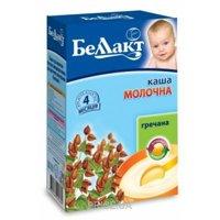 Фото Беллакт Каша Молочная гречневая, с 4 мес. 250 г